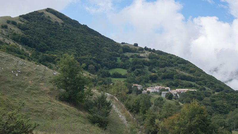Wild Foods Truffle Hunting village in Umbria mountains